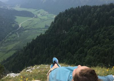 A Hike in Germany