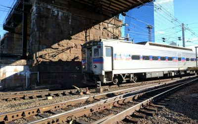 A Career in Commuter Rail Lines