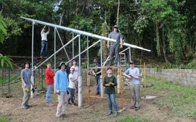 Providing Clean Water to the Roatan Community