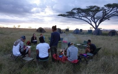 Examining Human-Environment Interactions in Tanzania