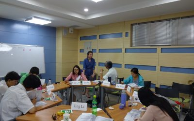 Sharing Teaching Knowledge in China